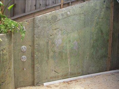Backyard Wall Art