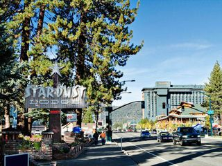 Heavenly Valley studio photo - Resort Sign, nearby Stateling Casino at the Stardust Tahoe