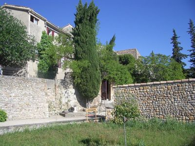 Property in a Provencal village