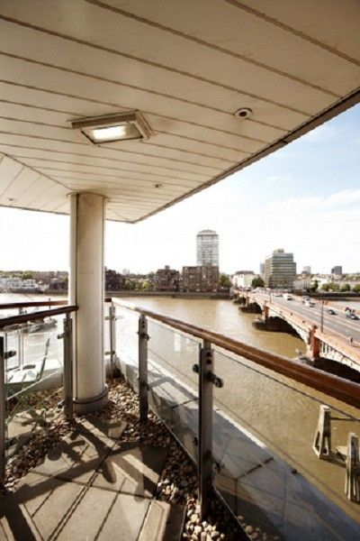 You own private balcony with river views