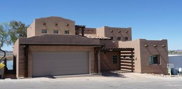 Yuma house rental - View from street