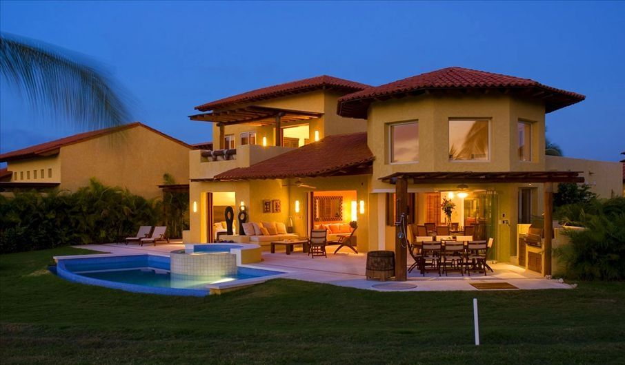 The most beauiful house in punta mita 4 bdr vrbo Images of beautiful houses