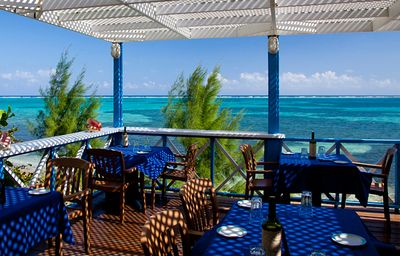 TUKKA restaurant a 5 min. drive. Carribean/Australian Fusion. Great Sun. Brunch.