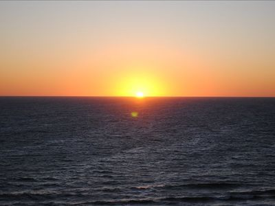 Enjoy Gorgeous Sunsets From the Huge 280 square foot Balcony!
