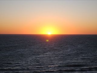 Tropic Winds condo photo - Enjoy Gorgeous Sunsets From the Huge 280 square foot Balcony!