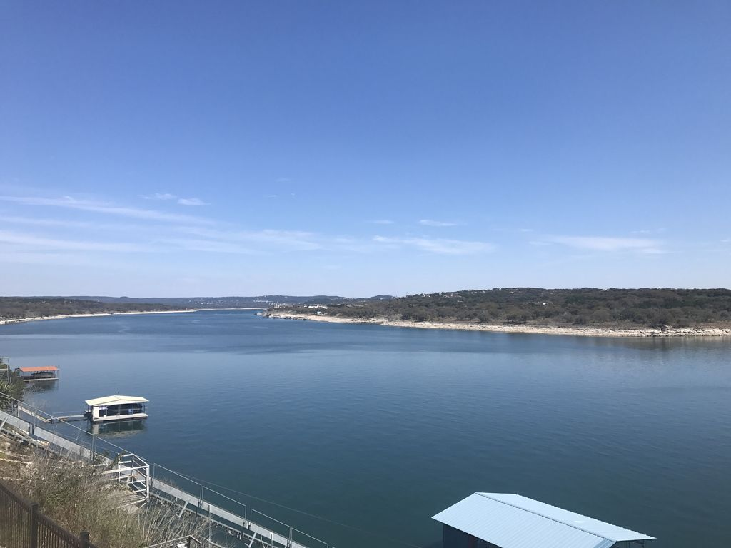 Lake Travis Home DEEP WATERFRONT/MAIN BODY w/ BOAT SLIP