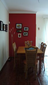 Chilches house rental - Dinning room