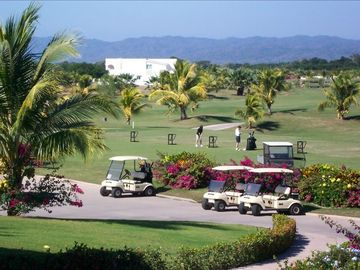El Tigre championship golf course and Club..