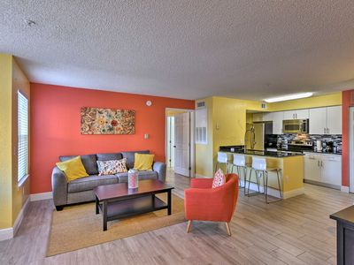 NEW! 2BR Kissimmee Apartment 15 Min From Disney!