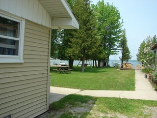 Alpena cottage photo - lake view