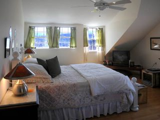 Tannersville farmhouse photo - Master Bedroom 1.