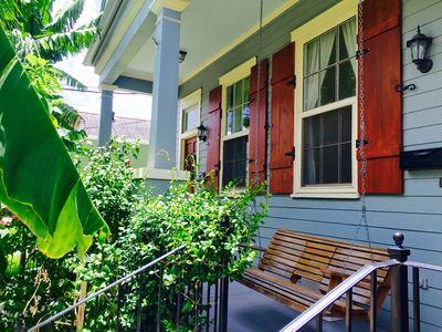 Historic Bywater In The Big Easy