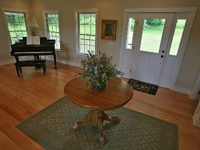 Piano Off Living Room