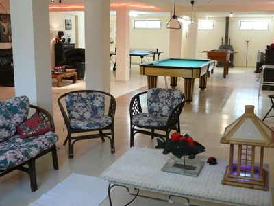 Carvoeiro villa rental - GAMES ROOM