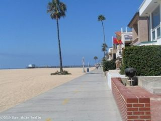 Balboa Peninsula house photo - The boardwalk