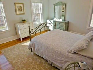 Vineyard Haven house photo - Bedroom Suite #2 - Has Queen Bed & Full Bath. Second Floor