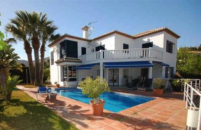 3 Bedroom holiday villa rental in Salobreña