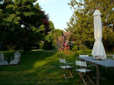 Great vacation spot, Reviews of Shelter Island vacation farmhouse ...