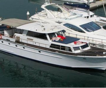 10 Person Yacht THE MARGARETHA