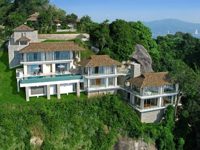 Kamala beach villa rental
