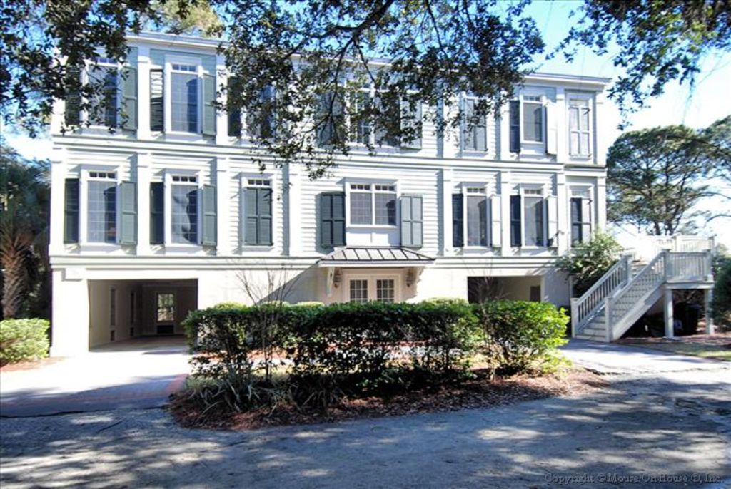 9 Dogwood Oceanfront 7 Bedroom Home Homeaway Hilton Head
