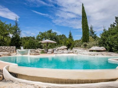 Furnished holiday rentals classified 4 **** in Labeaume (Southern Ardèche) - Le Ranc