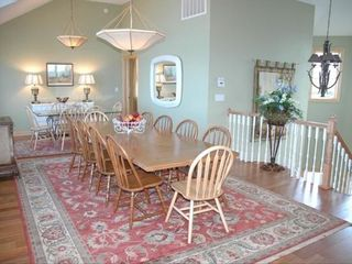 Southern Shores house photo - Dining Area