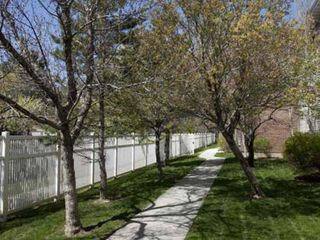 Salt Lake City condo photo - Nicely manicured and maintained grounds. This is a view in the spring & summer.