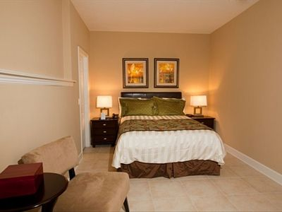 Lake Buena Vista townhome rental - Queen Suite