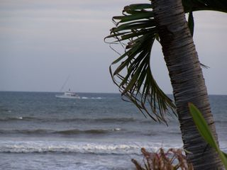Kekaha villa photo - oceanfront,watch the boats go by
