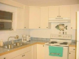 Little Gasparilla Island cottage photo - Fully equipped kitchen!
