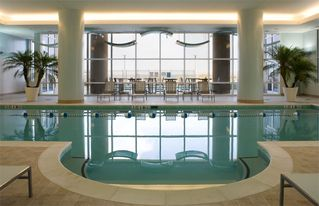 Gateway Grand Ocean City condo photo - Indoor pool for year round exercise and fun.