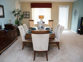 Orlando condo photo - FORMAL DINING AREA FOR UP TO 8