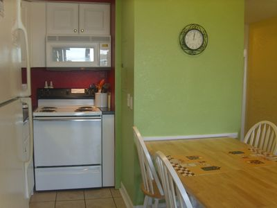 Garden City Beach condo rental - Dining