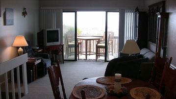 Living area and deck 1