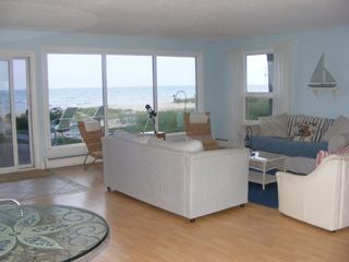 Oscoda house photo - Living Room - our favorite room...GREAT views of the lake!