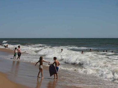 Seaside Escape Ocean City condo rental - Fun at the Beach