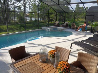 Private Pool at Vacation Rental
