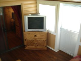 Point Judith cabin photo - Living Area #2