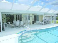 Great Port Charlotte Pool Home