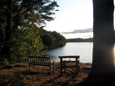 Private Riverfront Retreat in the Heart of Maine