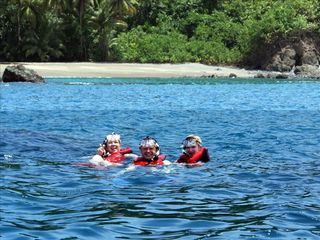 Drake Bay cottage photo - This snorkeling trip to Cano Island