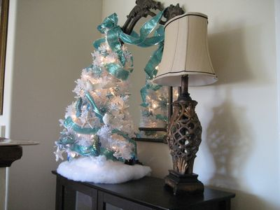 Morro Bay house rental - One of three small bedroom trees