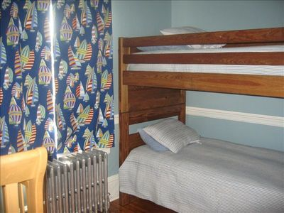 Bedroom 2 - Bunk Bed (can be separated)