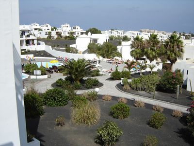 Costa Teguise apartment rental - Balcony view