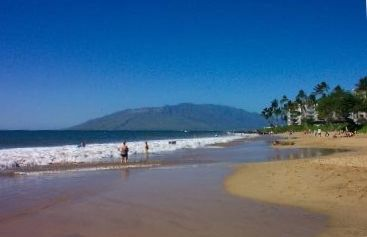 Kamaole II (best beach on Maui)