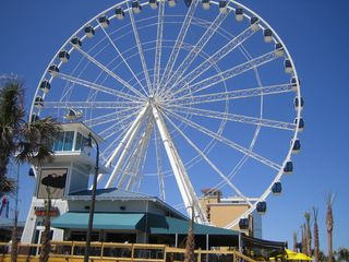 Calabash condo photo - Ferris Wheel on Myrtle Beach air conditioned