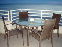 Remodeled Condo Directly on The Beach