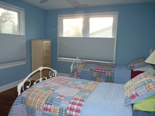 Rehoboth Beach house photo - Bedroom with two twin beds