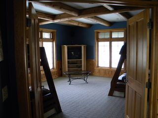 Menominee estate photo - Bunk Room